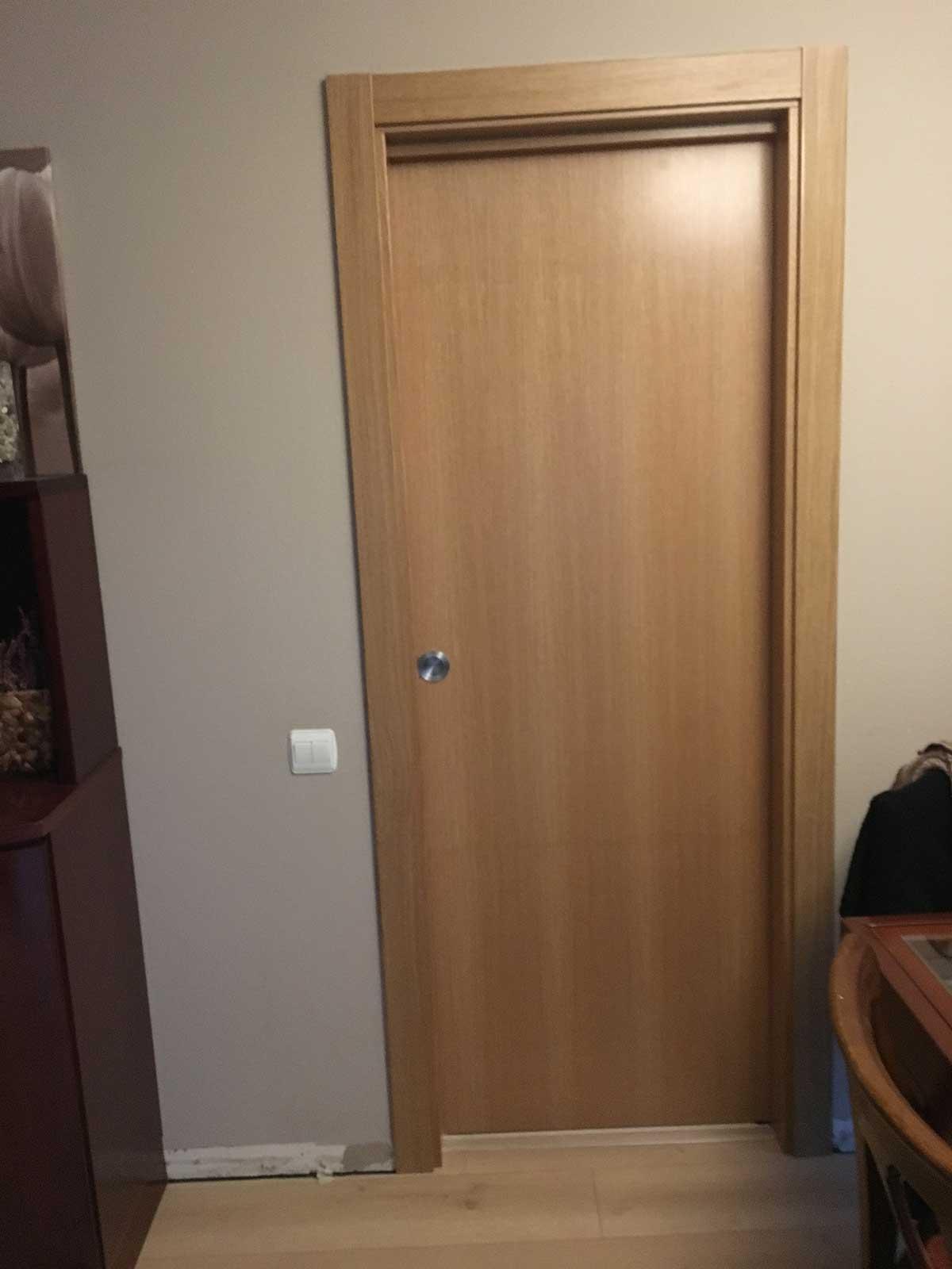 Puertas de interior parquets solutions - Puertas de interior de roble ...